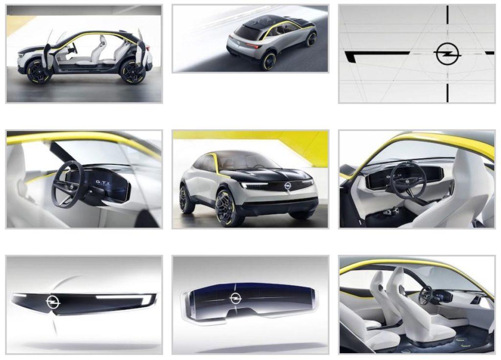 Opel GTX Experimental, Opel GTX Experimental: l'auto del futuro è qui